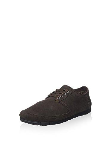 Crocs Stretch Sohle Desert Schuh Espresso / Black