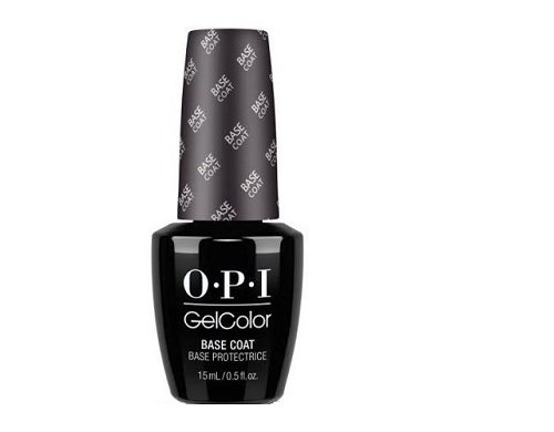OPI Gel Color Smalto per Unghie, Base Coat
