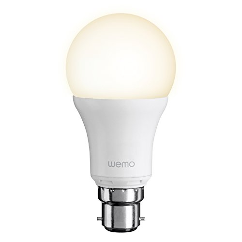 Belkin Wemo Smart LED Lampe B22, Smart Home