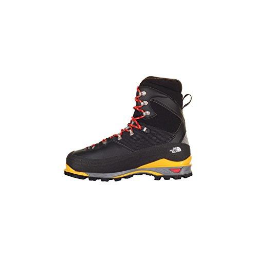 The North Face M Verto S6k Glacier Gtx, Chaussures de Randonnée Homme Noir - Negro (TNF Black / TNF Yellow)