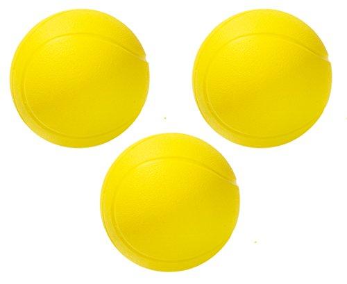Soft-Tennisbälle, 3 Stück, Kinder Tennis Lernen Softbälle Spielbälle Kleinkinder