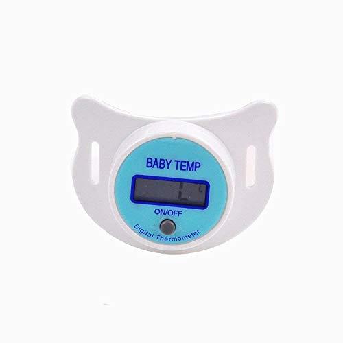 Chupete termómetro, termómetro digital Fibra iSuper