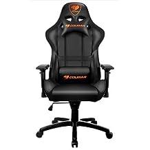 Cougar Armor Gaming Chair, Black