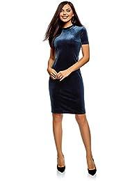 c78e2e5a6c13 Amazon.it  Velluto blu - Vestiti   Donna  Abbigliamento