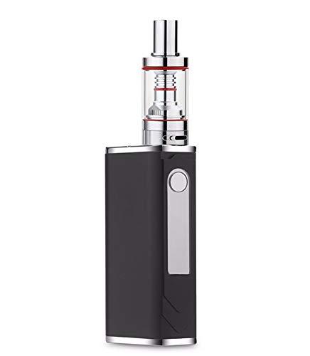 La sigaretta elettronica kit gran fumo regolabile potere costruito nel 2200mah grandi capacità batteria corpo metallico niente nicotina non tabacco di qualità