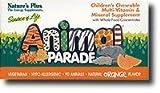 Best Nature's Plus Kid Multivitamins - Natures Plus Animal Parade Orange 90 (UK) Review