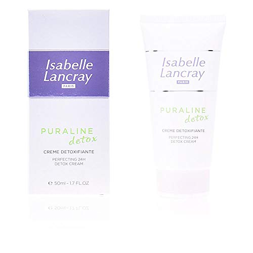 Balance Leichte Feuchtigkeitscreme (Isabelle Lancray - Puraline Detox Crème Détoxifiante - Feuchtigkeitsspendende 24h Creme, 1er Pack (1 x 50 ml))