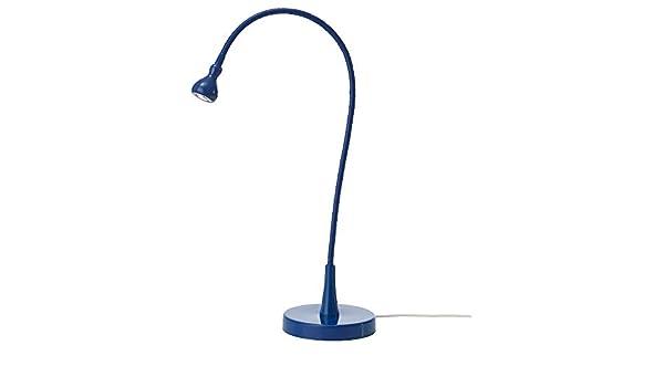 Ikea 803.999.20 Jansjö Lampe de travail LED Bleu foncé