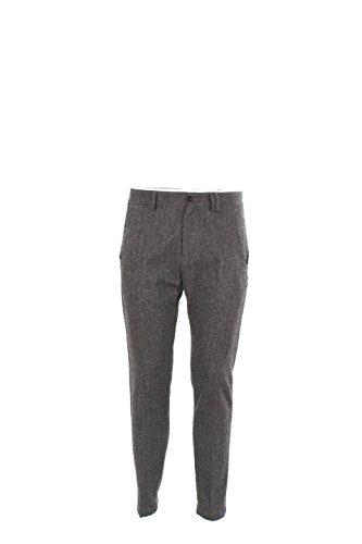 Pantalone Uomo Officina 36 46 Grigio 2060 Z Galloccia Autunno Inverno 2016/17