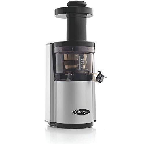 Omega Juicers VSJ843 Entsafter - vertikale Saftpresse mit hoher Saftqualität