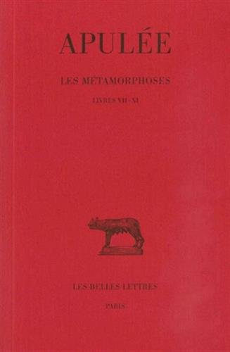 METAMORPHOSES T3 L7-11