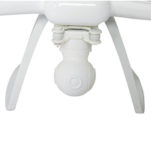 Yuyoug PV Coperchio di protezione per lenti della videocamera, per drone con giunto cardanico, per Xiaomi 1080P Quadcopter