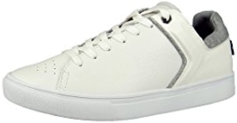 Levi's Schuhe Sneaker Black Tab Lo White Weiß   225135 1720 50