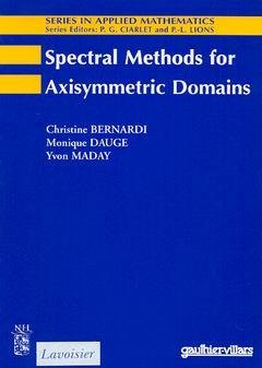 Spectral methods for axisymmetric domains