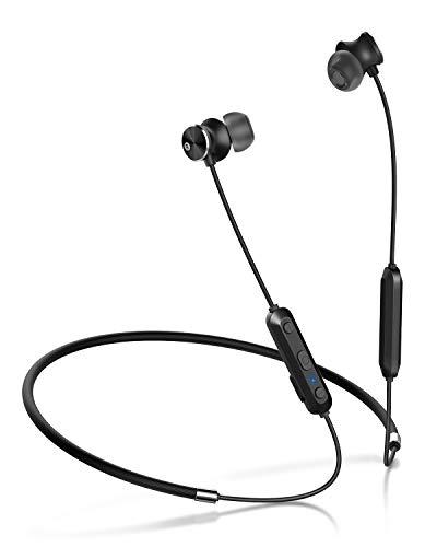 Humixx Bluetooth Kopfhörer, Wireless Kopfhörer In Ear Magnetische Headphones mit Mikrofon bis zu 8 Stunden Spielzeit für iPhone, iPad,Samsung, Huawei,Xiaomi Apple Iphone Wireless-headset