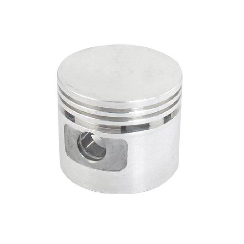 Silber Ton Aluminium Legierung 47mm Durchmesser Motor Kompressor Kolben Replica