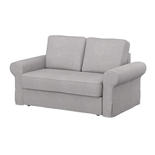Soferia - Funda de Repuesto para sofá Cama IKEA BACKABRO de 3...