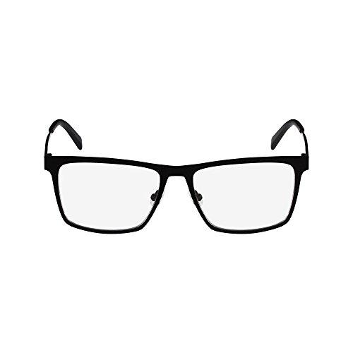 Karl Lagerfeld schwarz matt schwarz 54mm regelmäßige Mens Sonnenbrille Rahmen