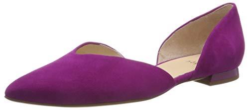 HÖGL Damen Tenderly Geschlossene Ballerinas, Rot (Fuchsia 42, 39 EU Fuchsia Damen Schuhe
