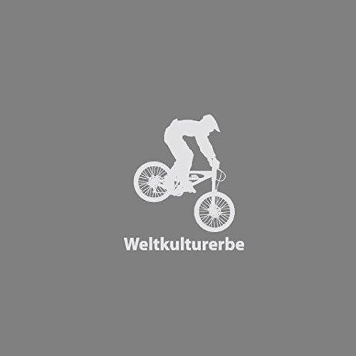 Weltkulturerbe Downhill - Stofftasche / Beutel Grau