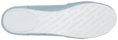 Le coq sportif 9QQ 01040694 9QQ ballerines en cuir blue-buée Turquoise - Blue Fog
