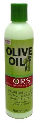 ORS OLIVE OIL MOISTURIZING HAIR LOTION 251 ml (Case of 6) (Haarlotion)
