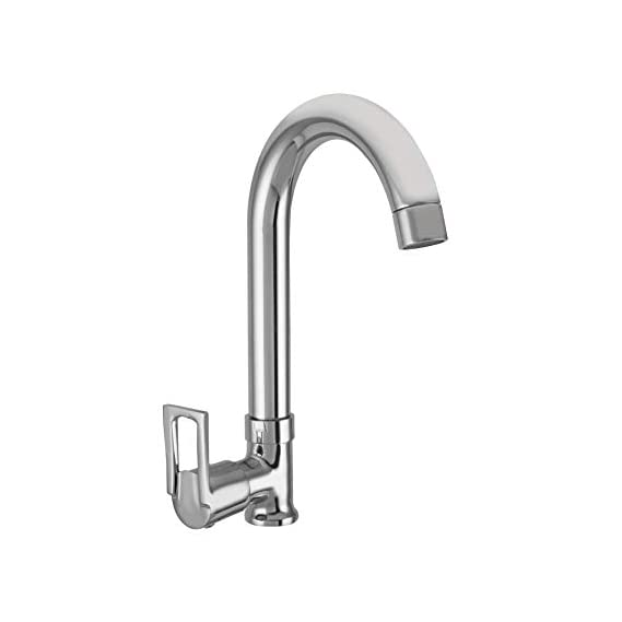 10X Swan Neck Tap SQ-9963 for Washbasin/Sink Table Mount