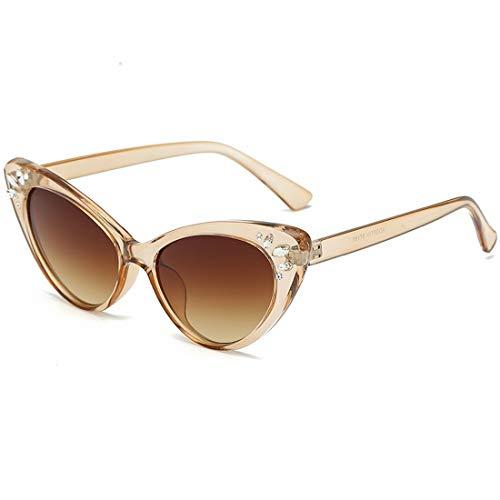 Olprkgdg Herren Sonnenbrille Mehrfarbig F