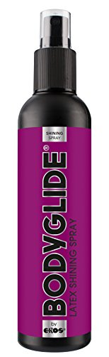 BODYGLIDE® by EROS® Latex Shining Spray | 200ml Pflegespray für Latexprodukte