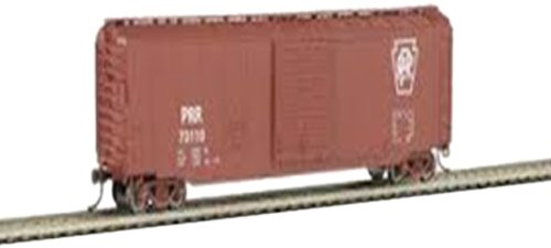 Bachmann Industries 50' Sliding Door Box Car PRR, HO Scale