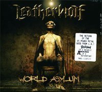 Leatherwolf: World Asylum,Ltd. (Audio CD)