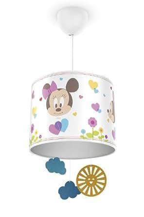 Philips suspension disney minnie luminaire chambre d for Luminaire chambre d enfant