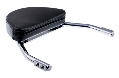 Preisvergleich Produktbild Highway Hawk 52–9500 Sissy Bar up-right Extreme,  chrom