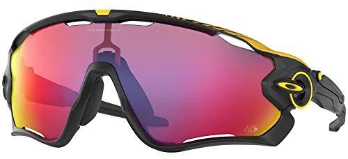 Ray-Ban Herren 0OO9290 Sonnenbrille, Braun (Matte Black), 40