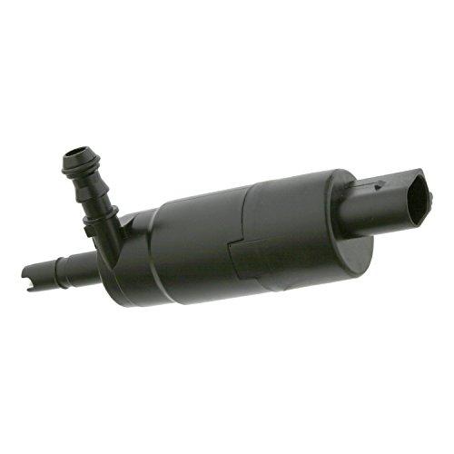 febi bilstein 26274 Waschwasserpumpe / Wischwasserpumpe für Scheinwerferreinigungsanlage, 12 Volt, 1 Stück
