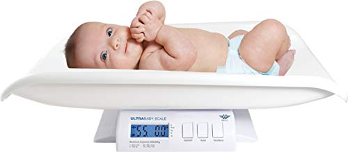 Digitale Baby Waage (Babywaage Baby Waage digital von MyWeigh.)