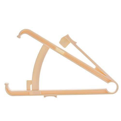 AzuNaisi 1 Stück persönliche Körperfett Tester Kit Enthält Fat Caliper and Measure Diagramm Sport Gesundheit - Diagramm Hören