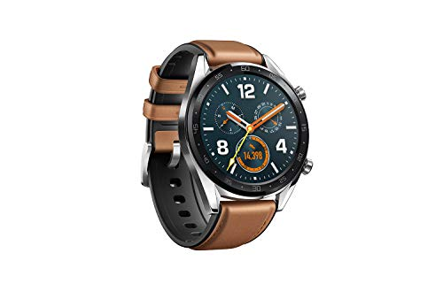 Huawei Watch GT Fashion - Reloj (HUAWEI TruSleep, GPS, monitoreo del ritmo cardiaco) color negro