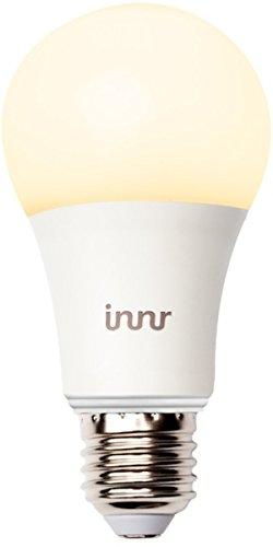 Innr E27 Smart LED Lampe, warmweißes Licht, dimmbar, kompatibel mit Echo Plus und Philips Hue*, RB 165