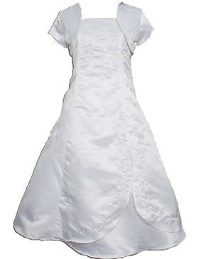 Cinda Mädchen Brautjungfer / Heilige Kommunion Kleid
