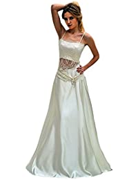 56054e630420 Abito da sposa sartoriale alta moda made in Italy (Mod. A 48 - Outlet )Abiti  da sposa alta moda vestito sposa sartoriale…