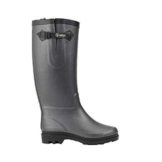 Aigle Women's Aiglentine Fur Wellington Boots 9