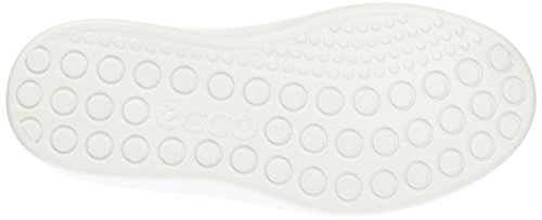 Ecco S7 Teen, Sneakers Basses Fille Blanc (1007White)