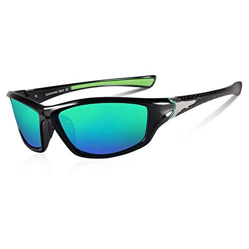WBAHJFischen-Sonnenbrille Uv400 polarisierte die Fischer-Schutzbrillen, die das Wandern der Glas-Sport-Fischen-Brillen Fahren