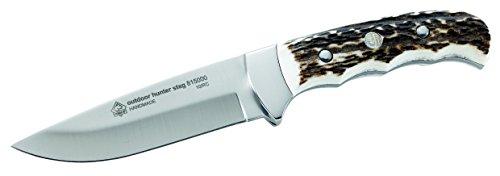 Puma IP Outdoor-Messer, Hirschhorngriff, Mehrfarbig, One Size