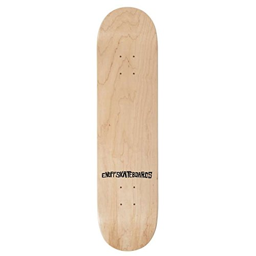 """Enuff Classic - Skateboard Deck - Natur - 8,25\"""""""