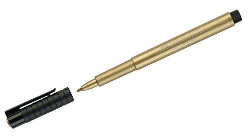 - Tuschestift Pitt artist pen, Stärke 1.5 mm, gold ()