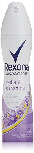 Rexona Desodorante Antitranspirante Aero Radiant Women