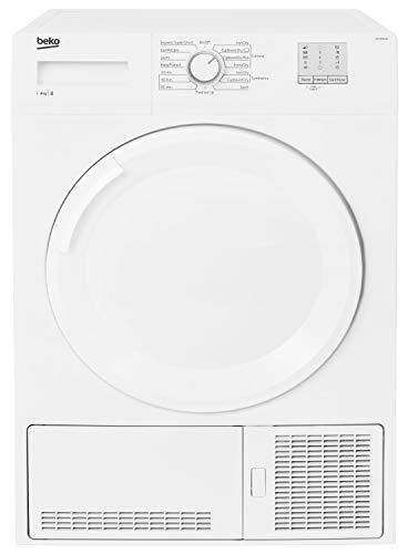 Beko DTGC8001W 8kg Condenser Tumble Dryer - White
