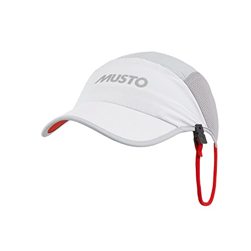 Musto-Evolution-Cap-White-AE0101